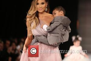 Daphne Joy and Sire Jackson - The 2 year old was a crowd favorite but got nervous walking down the...
