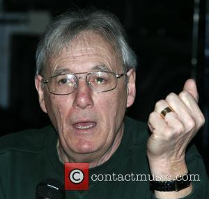 Nick Simper - Nick Simper of Deep Purple attends a press conference at Igor Sandler Production Center - Moscow, Russian...