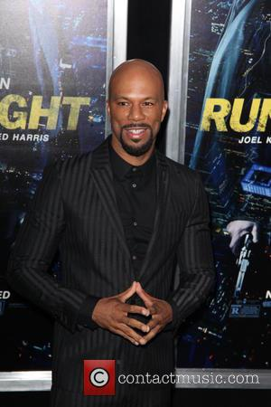 Common - New York premiere of 'Run All Night' at AMC Lincoln Square - Arrivals - New York City, New...
