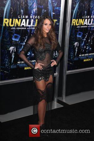 Genesis Rodriguez - New York premiere of 'Run All Night' at AMC Lincoln Square - Arrivals - New York City,...