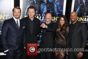 Joel Kinnamam, Liam Neeson, Ed Harris, Genesis Rodriguez and Common