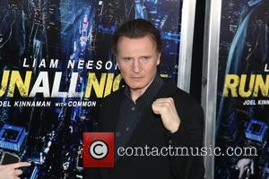 Liam Neeson Shaken Up By Manny Meeting