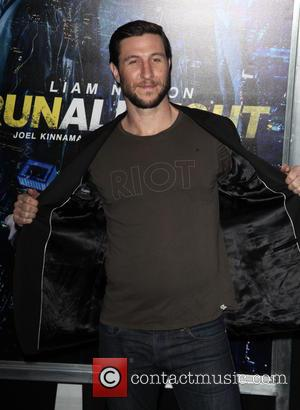 Pablo Schreiber - New York premiere of 'Run All Night' at AMC Lincoln Square - Arrivals - New York City,...