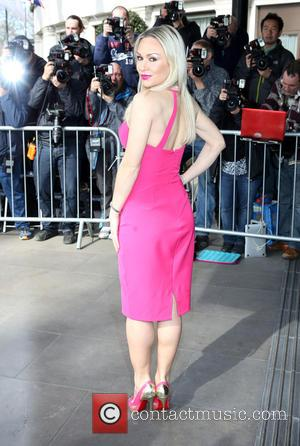 Kristina Rihanoff - The Tric Awards 2015 - London, United Kingdom - Tuesday 10th March 2015