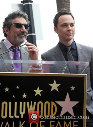 Chuck Lorre and Jim Parsons