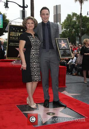 Judy Parsons and Jim Parsons