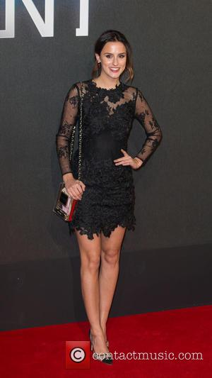 Lucy Watson - The World Premiere of 'Insurgent' held at the Odeon Leicester Square - Arrivals at Leicester Square, Odeon...
