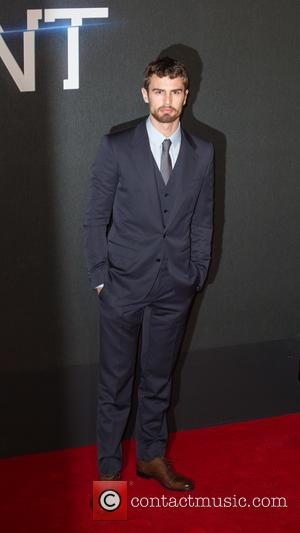 Theo James - The World Premiere of 'Insurgent' held at the Odeon Leicester Square - Arrivals at Leicester Square, Odeon...