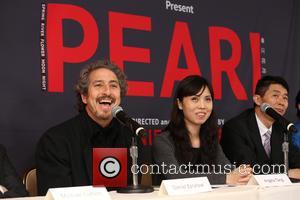 Daniel Ezralow, Angela Tang and Weinbiao Tang