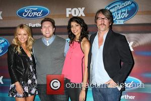 Nate Torrence, Becki Newton, Meera Rohit Kumbhani and Zachary Knighton