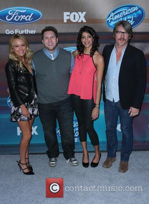 Becki Newton, Nate Torrence, Meera Rohit Kumbhan and Zachary Knighton