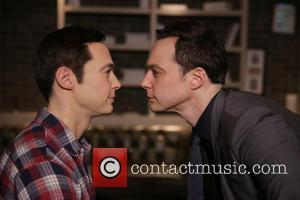 Jim Parsons and Waxwork - Emmy and Golden Globe Award winning actor and star of hit show 'The Big Bang...