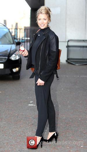 Gemma Atkinson - Gemma Atkinson outside the ITV Studios - London, United Kingdom - Wednesday 11th March 2015