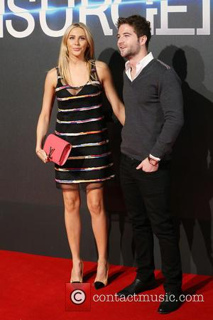 Stephanie Pratt and Josh Shepherd - Shots of a host of stars as they arrived for the world premiere of...