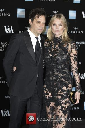 Jamie Hinds and Kate Moss