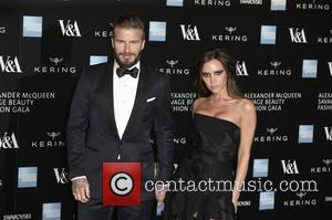 David Beckham 'Spoils' Victoria On Her Birthday