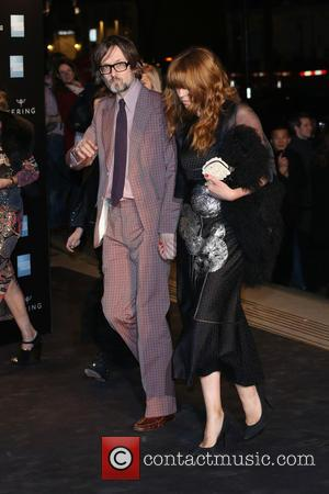 Jarvis Cocker - A host of fashionable stars were photographed as they attended the Alexander McQueen: Savage Beauty Fashion Benefit...