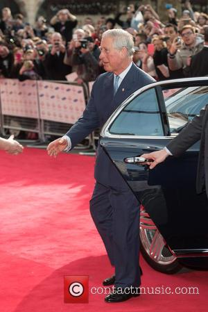 The Prince Of Wales and Prince Charles