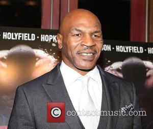 Mike Tyson - Special screening of 'Champs' held at Village East Cinema - Arrivals at Village East Cinema - New...