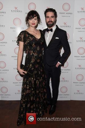 Jasmine Guinness - Many Hopes London Banquet & Fashion Show held at Saint Dionis Parson's Green. - London, United Kingdom...