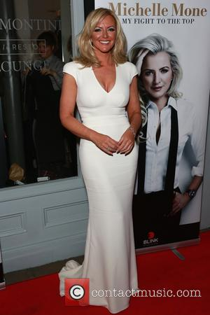 Michelle Mone - Michelle Mone book launch party at Salmontini in London - Arrivals at Salmontini - London, United Kingdom...