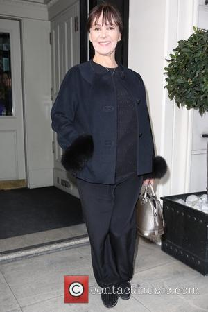 Arlene Phillips - Celebs attend Mothers2mothers VIP Mother's Day Tea at Morton's, Berkeley Square, London at Mortons - London, United...