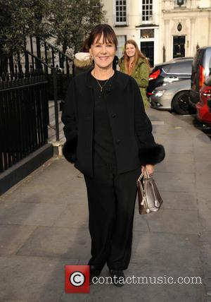 Arlene Phillips - Mothers Day High Tea Arrivals - London, United Kingdom - Thursday 12th March 2015