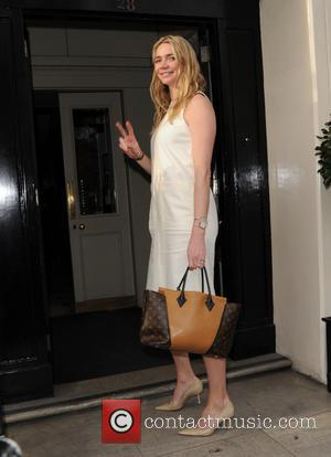 Jodie Kidd - Mothers Day High Tea Arrivals - London, United Kingdom - Thursday 12th March 2015