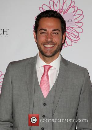 Zachary Levi - A host of stars were snapped as they arrived to the Get In Touch Foundation's 2nd Annual...