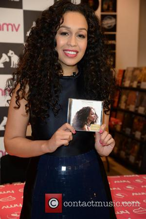 Rebecca Ferguson - Rebecca Ferguson signs copies of her new album