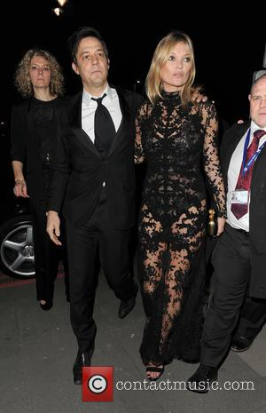 Jamie Hince and Kate Moss - 'Alexander McQueen: Savage Beauty' preview at the Victoria & Albert Museum in London -...
