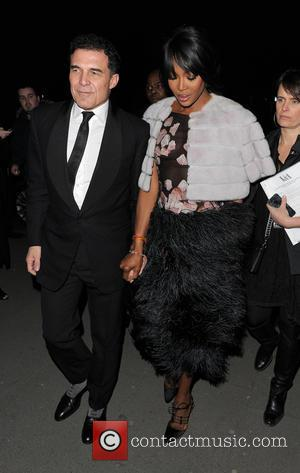 Naomi Campbell - 'Alexander McQueen: Savage Beauty' preview at the Victoria & Albert Museum in London - Arrivals - London,...