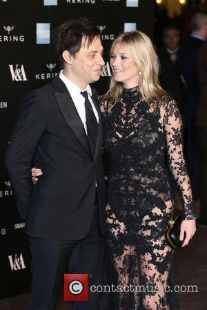 Jamie Hince and Kate Moss