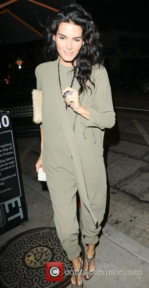 Angie Harmon - Angie Harmon at Craigs restaurant in Beverly Hills - Beverly Hills, California, United States - Thursday 12th...