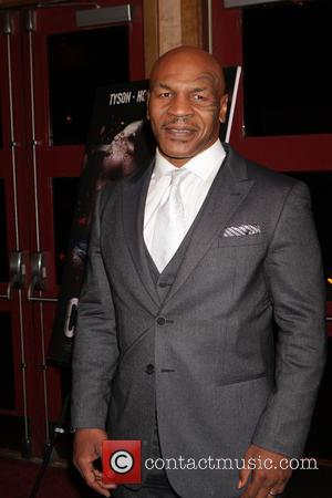 Mike Tyson - New York screening of 'Champs' featuring Mike Tyson and Evander Holyfield. Writer/director Bert Marcus debuts his film...