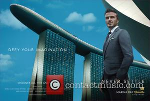 David Beckham - Marina Bay Sands today unveiled its latest advertising campaign starring global sporting legend David Beckham. Directed by award-winning...