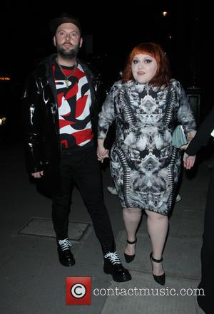 Beth Ditto - 'Alexander McQueen: Savage Beauty' preview at the Victoria & Albert Museum - Departures - London, United Kingdom...