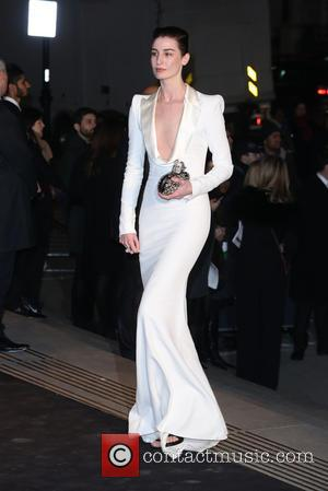 Erin O'Connor - A host of fashionable stars were photographed as they attended the Alexander McQueen: Savage Beauty Fashion Benefit...