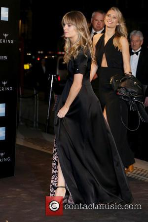 Cressida Bonas - A host of fashionable stars were photographed as they attended the Alexander McQueen: Savage Beauty Fashion Benefit...