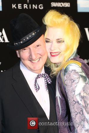 Pam Hogg and Stephen Jones