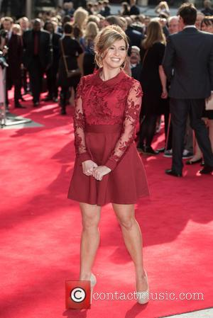 Brooke Kinsella - A variety of stars were snapped as they took to the red carpet for The Prince's Trust...