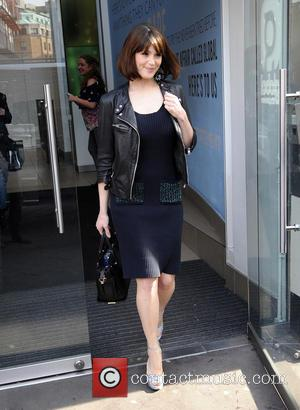 Gemma Arterton - Gemma Arterton at Capital Radio Studios - London, United Kingdom - Thursday 12th March 2015