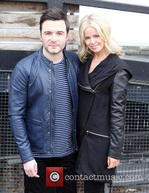 Shane Filan and Gillian Walsh Filan