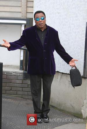 George Benson - George Benson outside the ITV Studios - London, United Kingdom - Thursday 12th March 2015