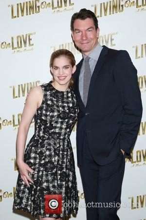 Anna Chlumsky and Jerry O'connell