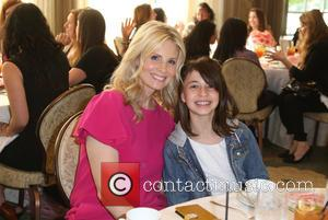 Monica Potter and Savannah Paige Rae
