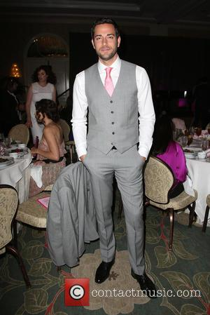 Zachary Levi - The Get In Touch Foundation's 2nd Annual 'PRETTY IN PINK' Luncheon & Women of Strength Awards -...