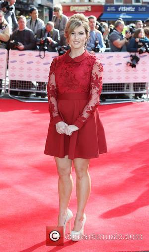 Brooke Kinsella - Prince's Trust Celebrate Success Awards - London, United Kingdom - Thursday 12th March 2015