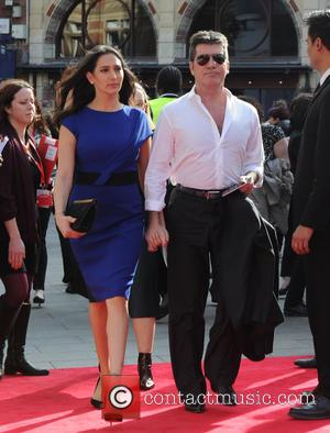 Lauren Silverman and Simon Cowell - The Prince's Trust and Samsung Celebrate Success Awards 2015 at the Odeon Leicester Square...