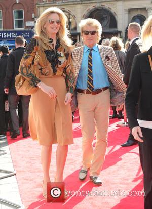 Penny Lancaster and Rod Stewart - The Prince's Trust and Samsung Celebrate Success Awards 2015 at the Odeon Leicester Square...